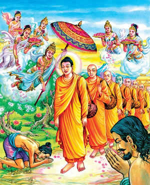 Inspirational story,motivational story,buddha story
