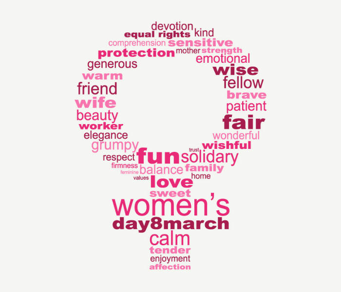 International Women S Day Quotes: Happy International Women's Day To All My Friends Around
