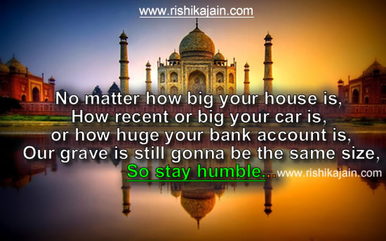 Recent Inspirational Quotes Captivating No Matter How Big Your House Is  Daily Inspirations For Healthy