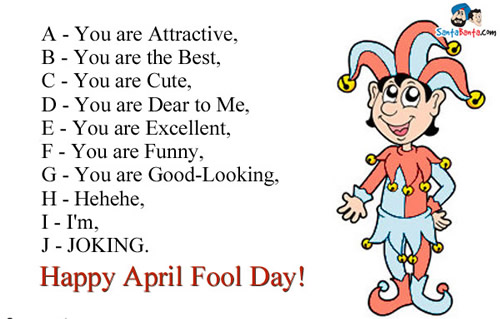 April fools day messages,ideas,images,pranks,quotes