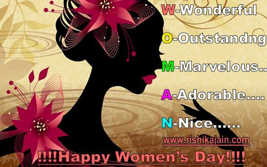 Woman Day Beautiful 10