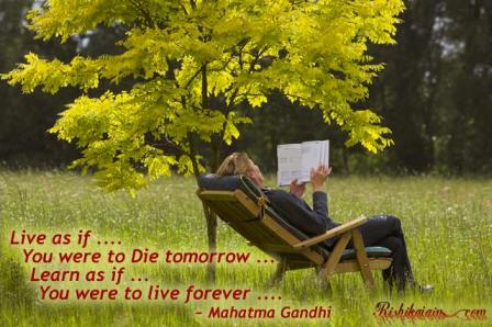 Mahatma Gandhi,Life / Learning Quotes – Inspirational Quotes, Pictures and Motivational Thoughts