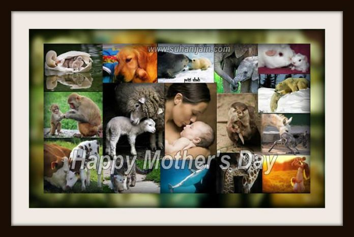 Happy Mother's Day ! Inspirational Quotes, Motivational Thoughts and Pictures
