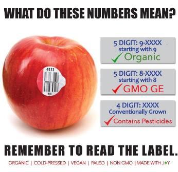 lable, ORGANIC,GMO