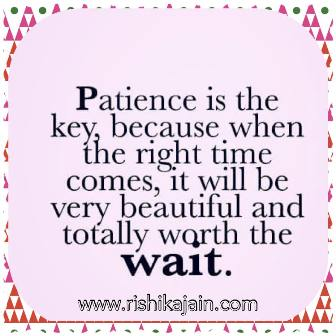 Good Morning, Patience, Inspirational Quotes, Motivational Thoughts and Pictures