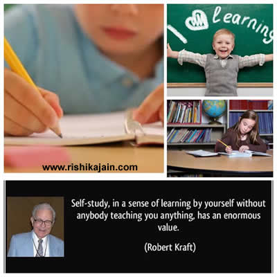 How to inculcate the habit of self study in children