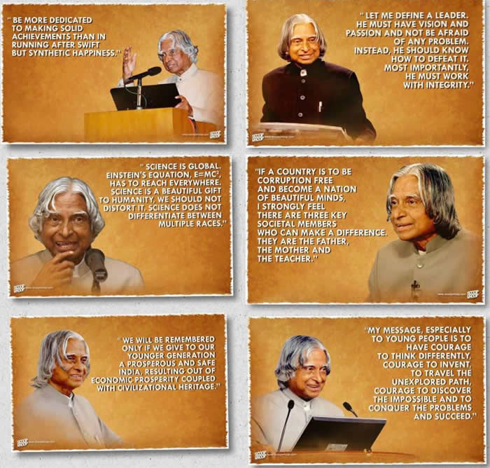 Quotes By Dr. APJ Abdul Kalam,images
