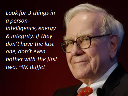 .Warren Buffett,Business ,Leadership ,Management Quotes