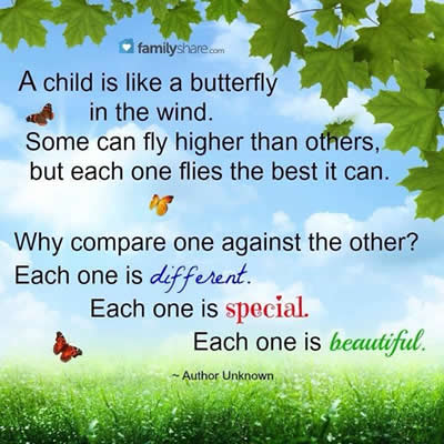 Parents-Children , Inspirational Quotes, Motivational Thoughts and Pictures