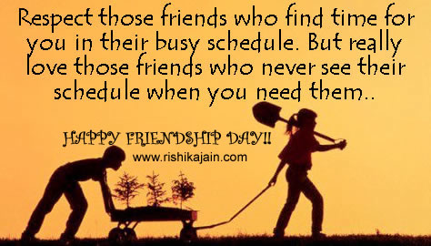 Lovely WISH YOU A HAPPY FRIENDSHIP DAY. Friendship Day Quotes Inspirational ...