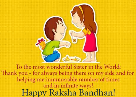 Raksha Bandhan quotes,messages,thoughts,images
