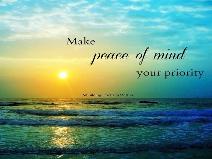 Quotes On Peace | Peace Quotes Mind Quotes Pictures Peace Of Mind Is Available