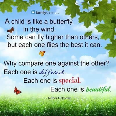 Parents-Children - Inspirational Quotes, Motivational Thoughts and Pictures