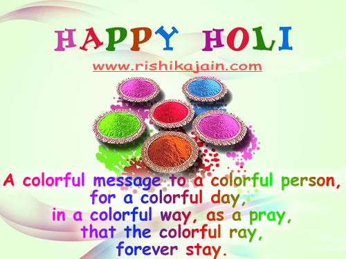 Holi wishes,quotes,greeting cards,images,messages