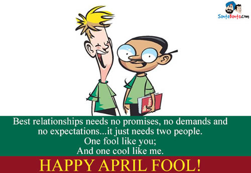 April Fool Pranks: New April Fool Jokes, Quotes, whatsapp and SMS messages
