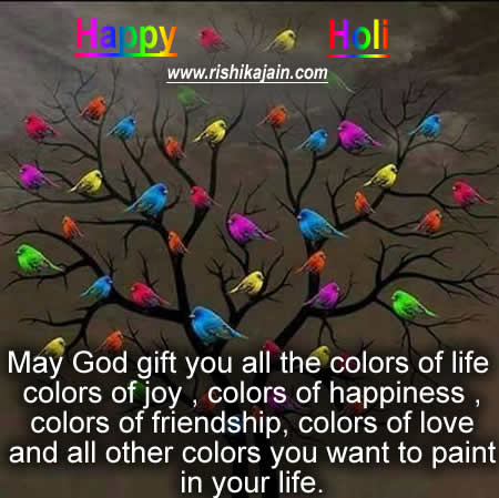 holi - Inspirational Quotes, Motivational Thoughts and Pictures