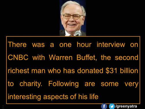 Warren Buffet Inspirational Quotes, Pictures and Motivational Thoughts