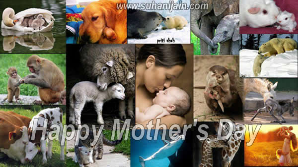 Mother's Day! Inspirational Quotes, Motivational Thoughts and Pictures