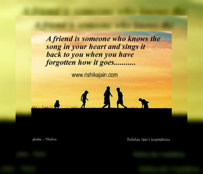 A Friend Is Someone Inspirational Quotes Pictures Motivational Interesting Song Quotes About Friendship