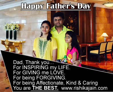 Happy Father's Day Inspirational Quotes, Motivational Thoughts and Pictures