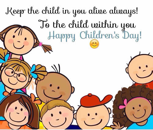 Best Children's Day Quotes,wishes,messages