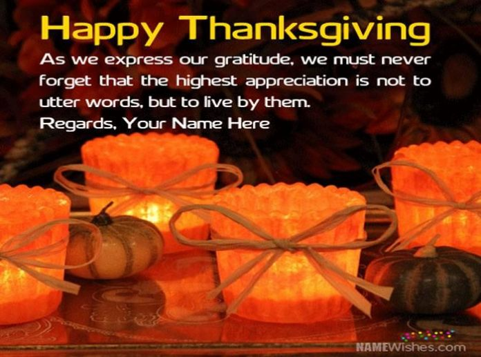 Happy Thanksgiving Quotes,Images,Messages,status