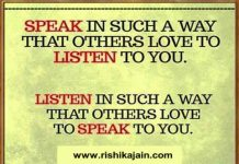 Speak , Observe, Listen Quotes, Inspirational Good Morning Wishes, Quotes