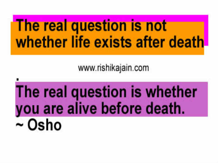 Osho Rajneesh,Life, Learning, Death,Inspirational Quotes, Motivational  Thoughts And Pictures