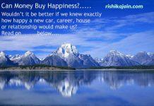 Money , Happiness relationship, Motivational Message