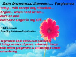 Daily Motivational Reminders, Pictures, Forgiveness Quotes, Messages