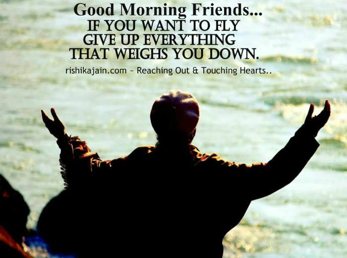 good morning wishes and beautiful thoughts of life if