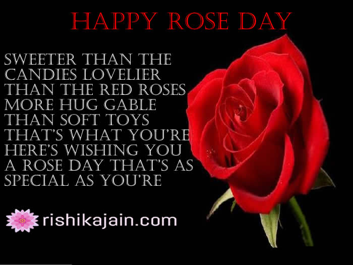 Best Rose Day Valentines Day Messages Quotes Images Status