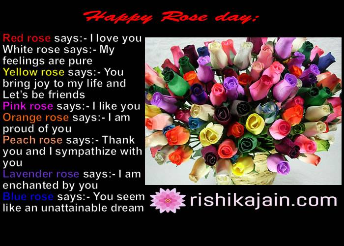 Rose day quotes,messages,images,love,