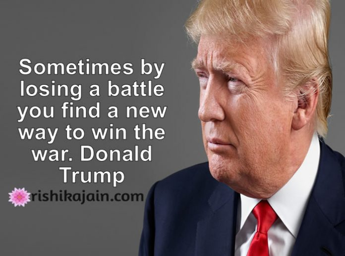U.S. president Donald Trump quotes,messages,pictures,