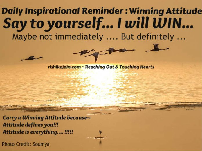Daily Inspirational Motivational reminders, Attitude quotes , Winning attitude messages, Monday motivational messages