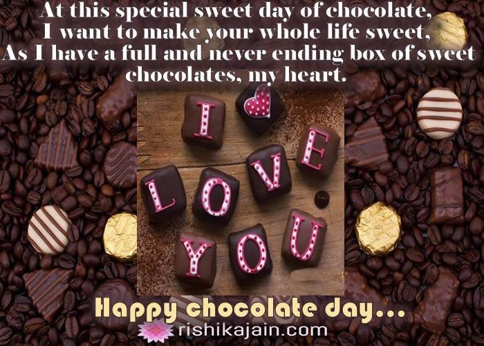 chocolate-day-best-chocolate day cards wishes,quotes,whats app messages,status.