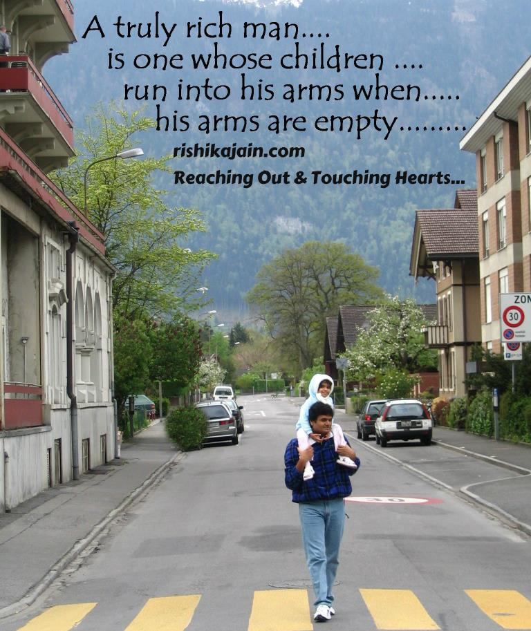 Parent Children Stories, Emotional Love Story, Inspirational stories, Importance of time