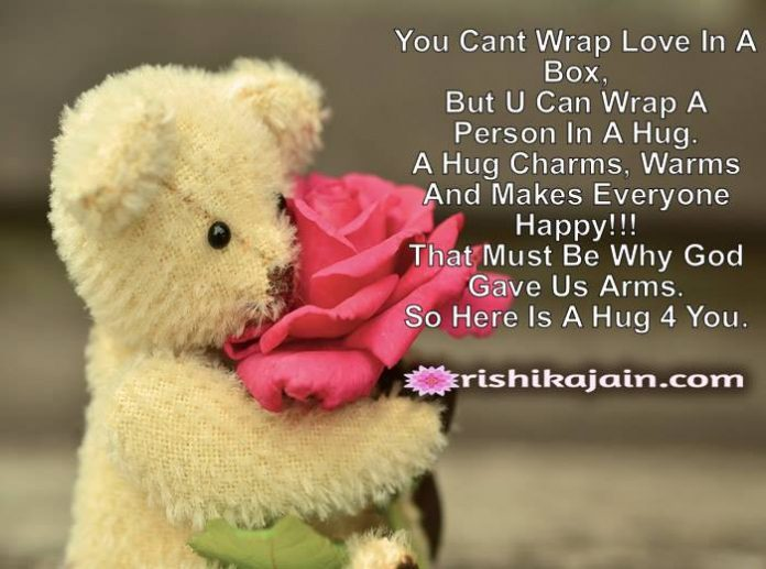 Hug Day , Valentines Day messages and quotes , hug day whats app dp