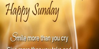 Sunday quotes, weekend quotes and inspirational messages with pictures