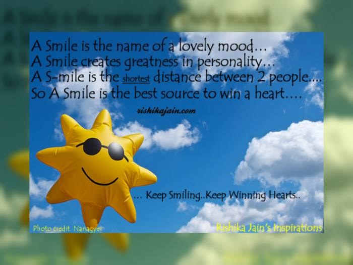 Quotes About Smile And Friendship Enchanting Smile  Inspirational Quotes  Pictures  Motivational Thoughts