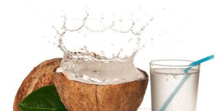 Health Benefits of Coconut Water..