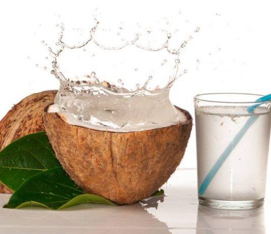 Health Benefits of Coconut Water..