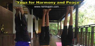 Happy International Yoga Day :June 21 'Yoga quotes,status,images