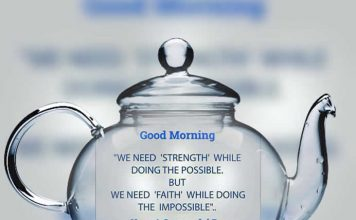 Good morning Quotes – Inspirational Pictures, Quotes and Motivational Thoughts