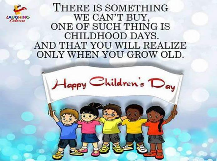 whatsapp HAPPY CHILDREN DAY,status,messages,quotes,