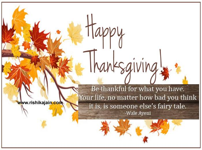 Thanksgiving Inspirational Quotes | Happy Thanksgiving Quotes Images Messages Inspirational Quotes