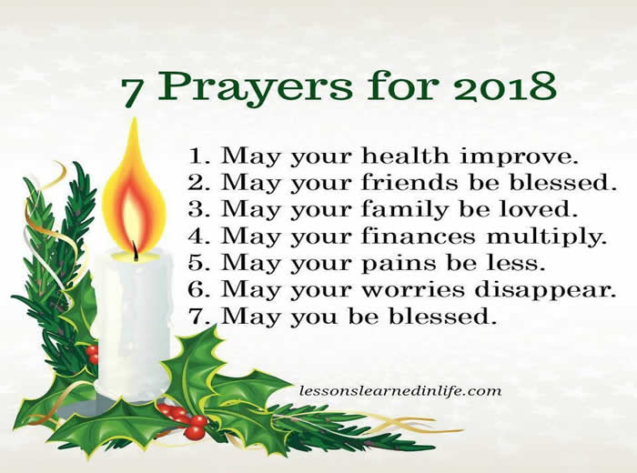 Happy New Year 2018 to all. May you all have a wonderful year ahead ...