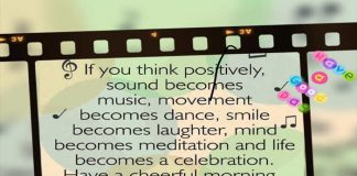 Good morning ,Positive Thinking ,Beautiful Quotes