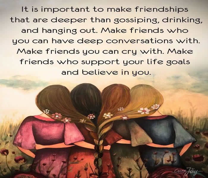 Friendship Quotes: Inspirational Quotes, Pictures And