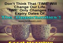 whatsapp good morning ,time,Opportunities,status,messages,quotes,